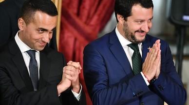 El Gobierno populista de Italia cumple 100 días con logros mínimos