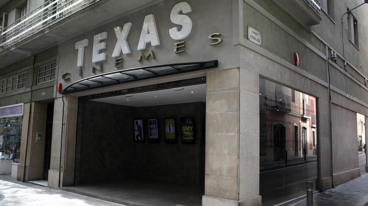 Los Texas Cinemes de Barcelona