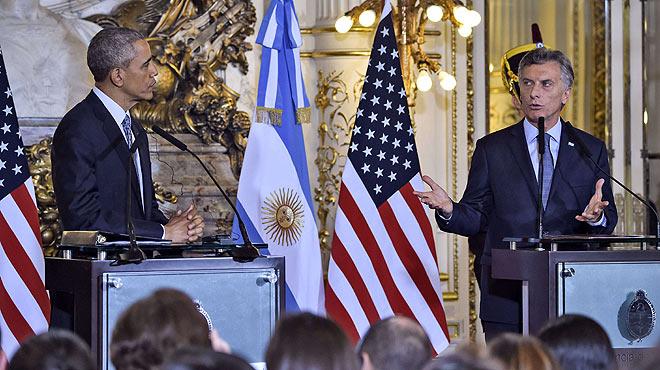 Obama hace autocrítica por el apoyo de EEUU al último golpe de Estado en Argentina