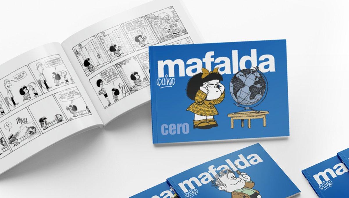 La col·lecció completa de Mafalda amb El Periódico