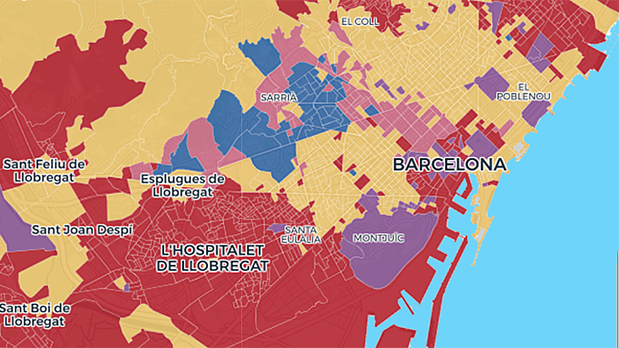 ¿Qué votó tu vecino? Los resultados de las elecciones generales de noviembre del 2019 en Catalunya