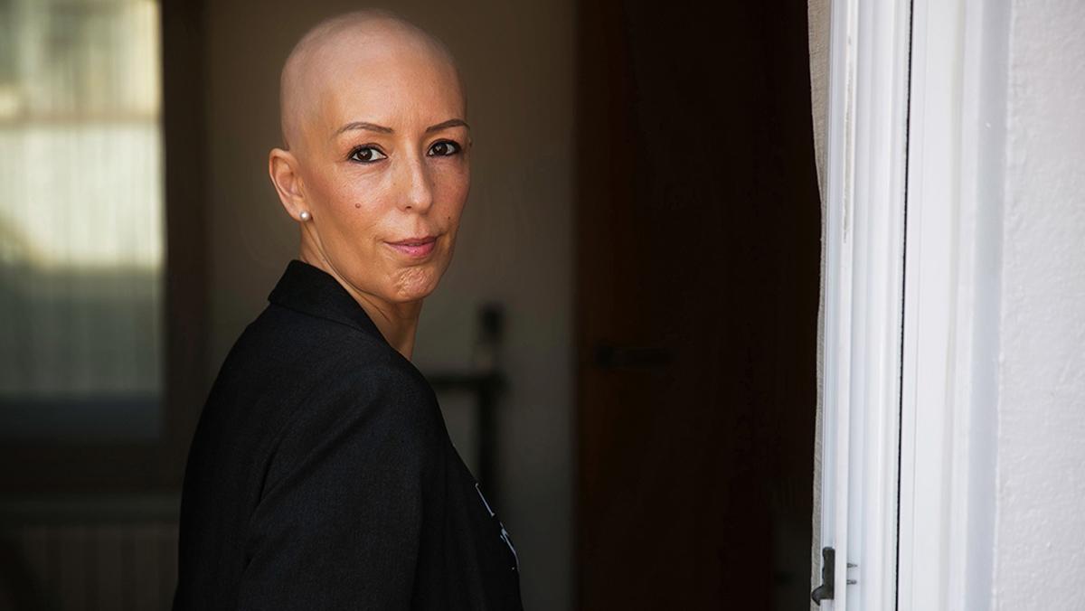 """Mar Carmona, malalta de càncer de mama: """"Només és cabell. I torna a créixer"""""""