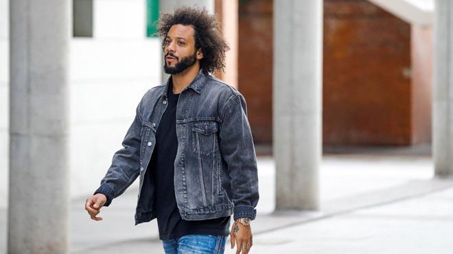 Marcelo, a su llegada al juzgado de Alcobendas, este jueves.