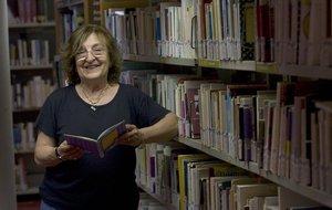 La escritoraMarta Pessarrodona.