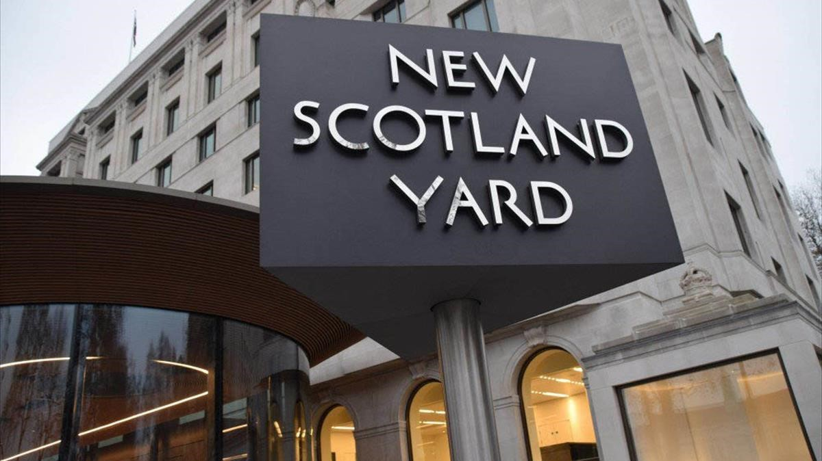 Pirateada la web y el Twitter de Scotland Yard