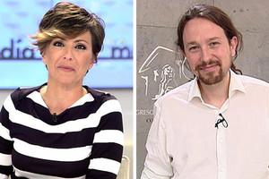 Pablo Iglesias le da a 'Ya es mediodía' la exclusiva del nombre de sus hijos