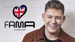 Michael Rice, representante de Reino Unido en Eurovisión 2019 y nuevo invitado de Fama a bailar.