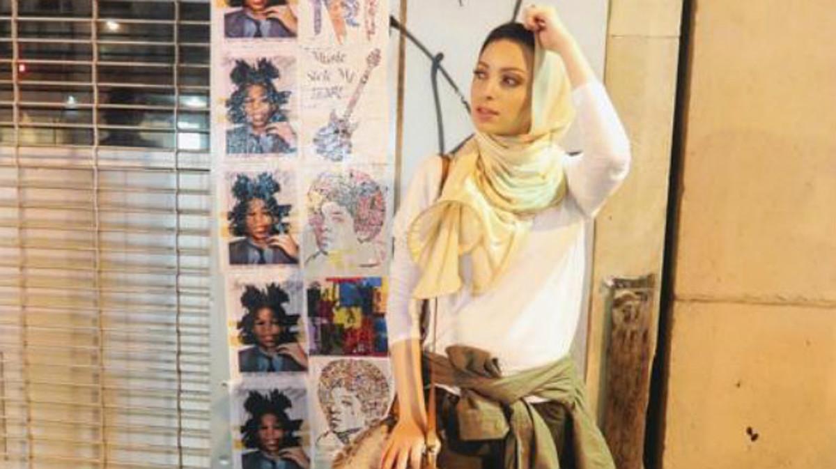 Noor Tagouri será la primera mujer en posar con hiyab en Playboy