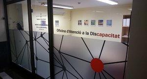 Oficina de Atención a la Discapacidad de Sabadell.