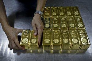 El oro que escondía la alta autoridad habría sido producto de la corrupción.
