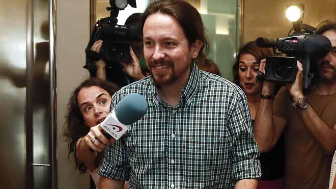 Pablo Iglesias: Un Gobierno de coalición está más cerca de lo que parece.