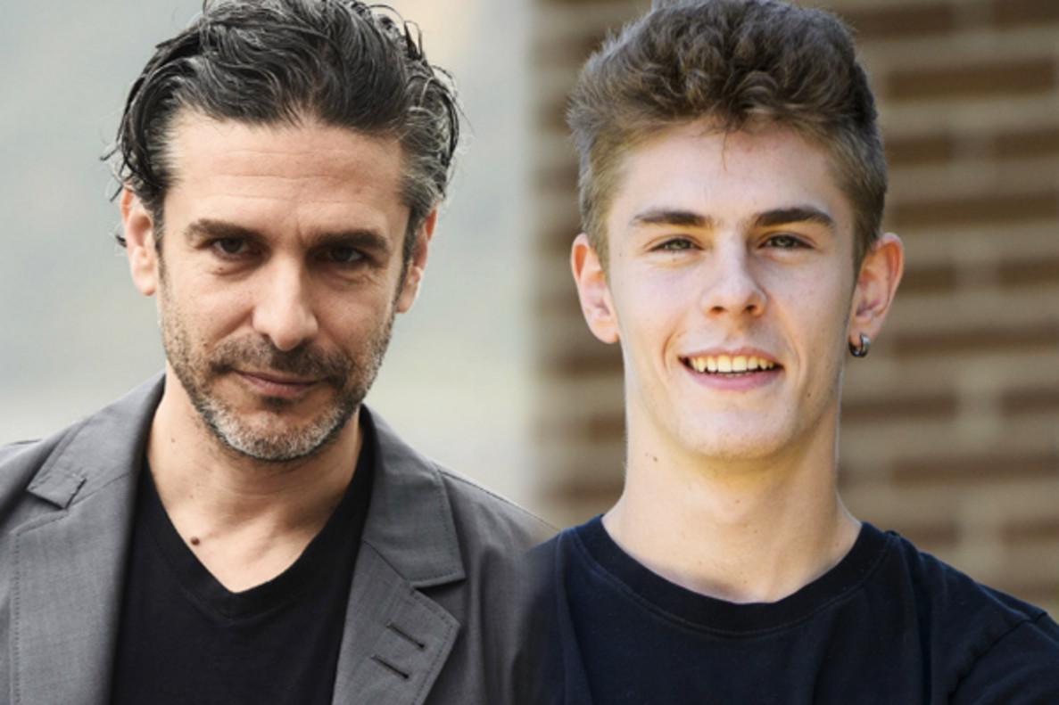 EXCLUSIVA YOTELE | Patrick Criado y Leonardo Sbaraglia, los desertores de  la serie de Telecinco «