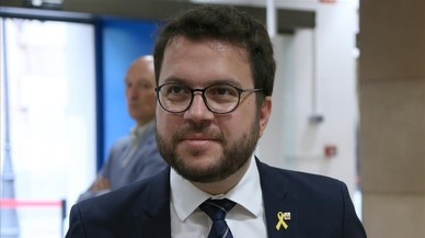 Aragonès revela que el Estado le amenazó con otra intervención si se desviaba del déficit