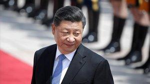 El presidente chinio, Xi Jinping, en una imagen de archivo.