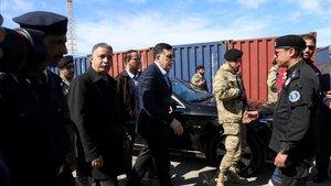 El primer ministro libio, Fayez Sarraj, en una imagen de febrero pasado.
