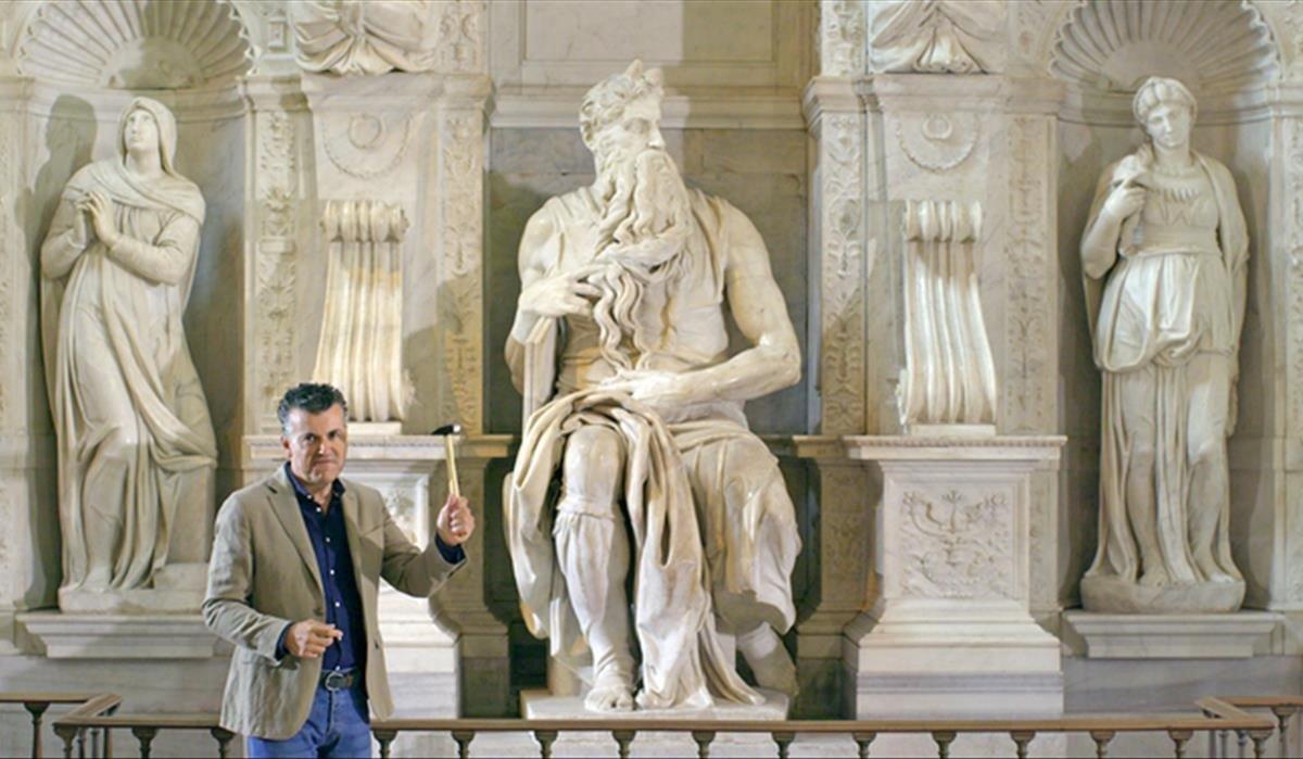 Ramon Gener, en una fotografía promocional de This is art.