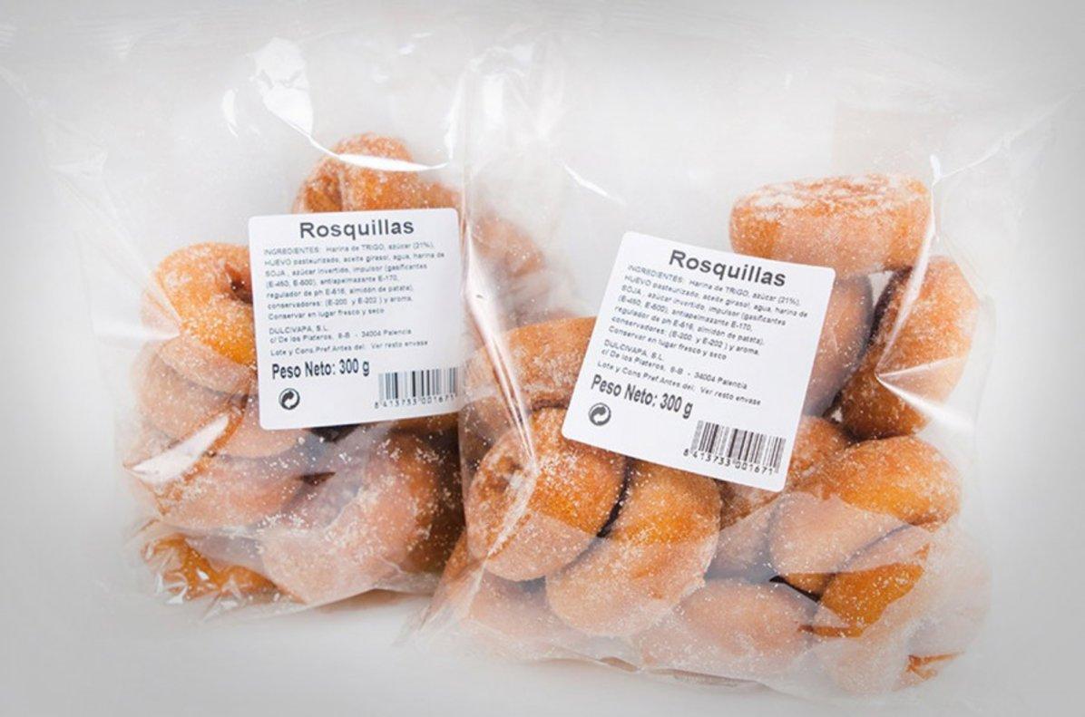 Rosquillas de Dulcivapa.