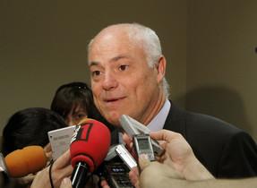 El secretari d'Estat d'Economia, José Manuel Campa, aquest dimarts, al Congrés.