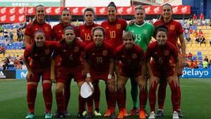 Selección espanyola femenina absoluta