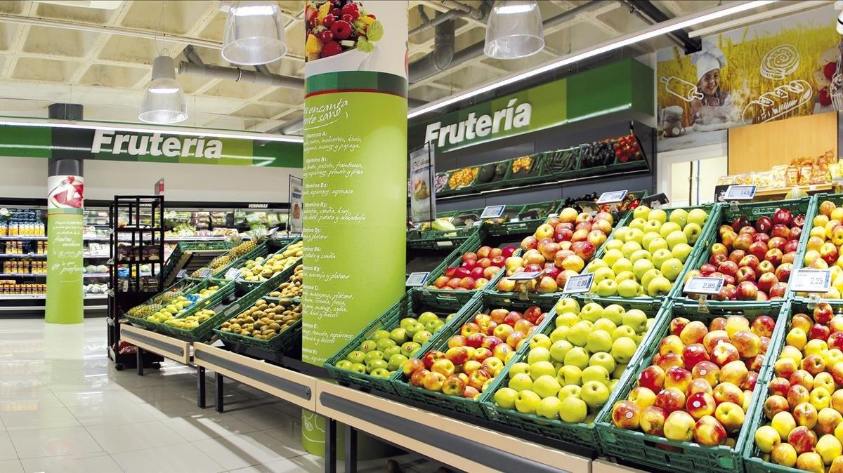Supermercado Covirán.