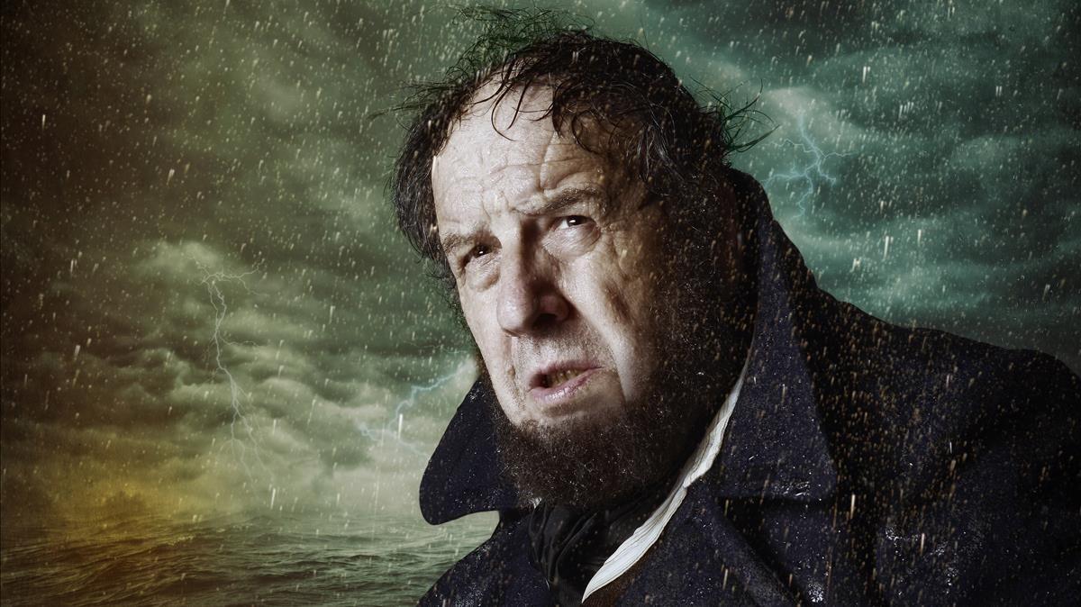Josep Maria Pou protagonizaMoby Dick en el Goya. De enero a octubre.
