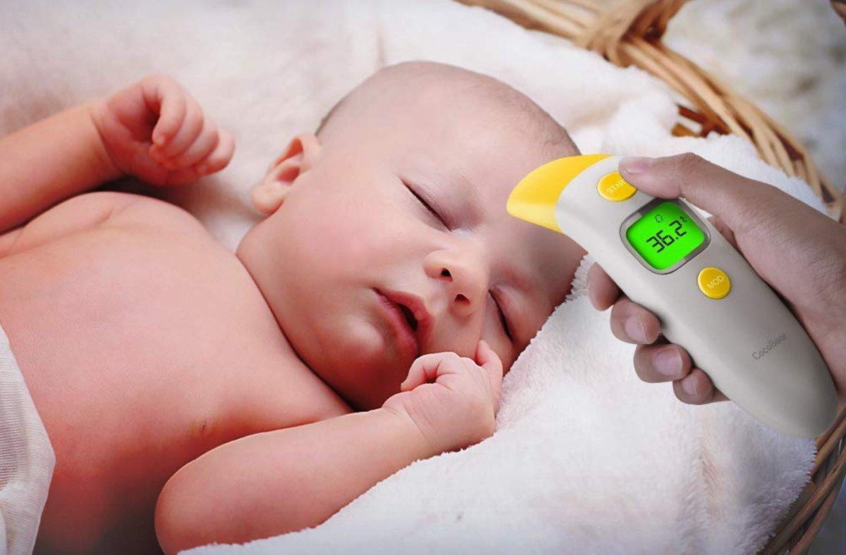 Los termómetros de oído destacan por su precisión, rapidez y fiabilidad
