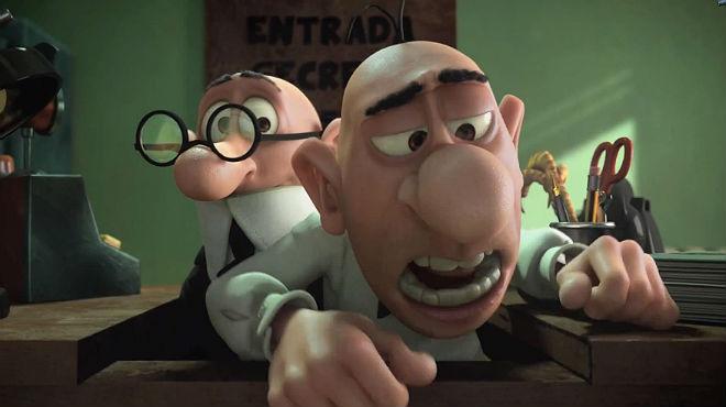 Tráiler de 'Mortadelo y Filemón contra Jimmy el Cachondo'