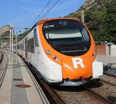Retards de 20 minuts a Rodalies per una avaria a Sitges