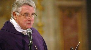 Cristian Precht, sacerdote destituido por el Papa en Chile por abusos sexuales.