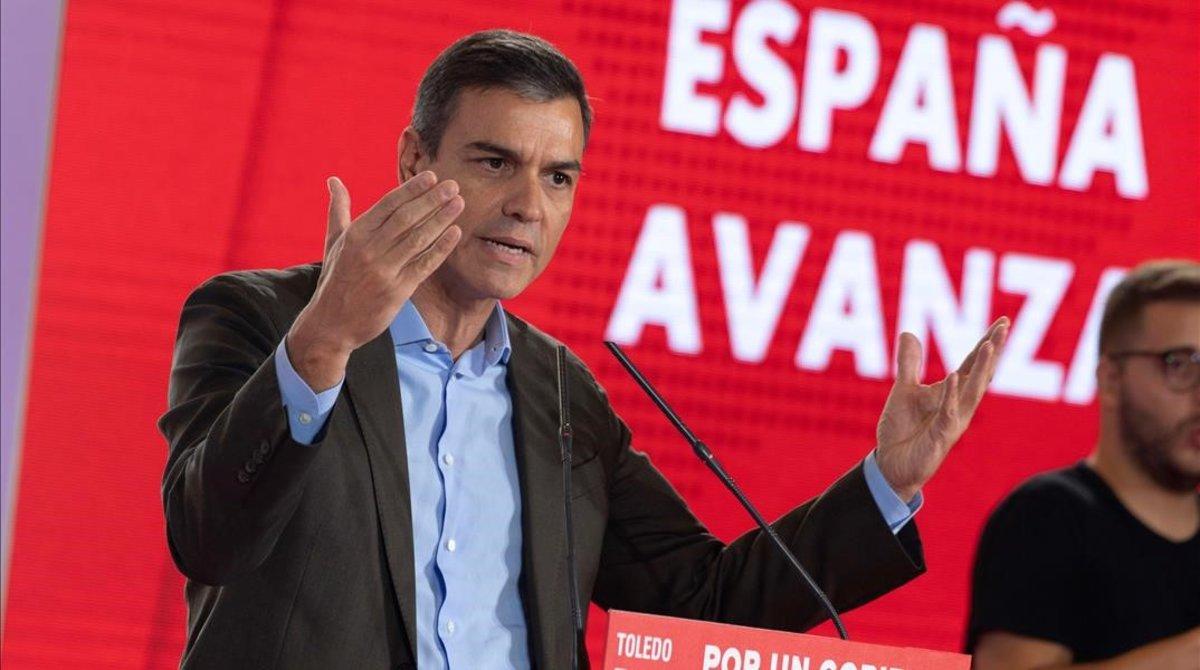 """Hablando de hurtos: """"Pedro Sánchez me ha robado el voto"""""""