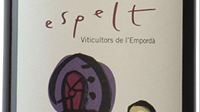 Efímera, un tinto ecológico de Espelt.