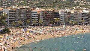 Detingut a Lloret un turista alemany per agressió sexual a una menor
