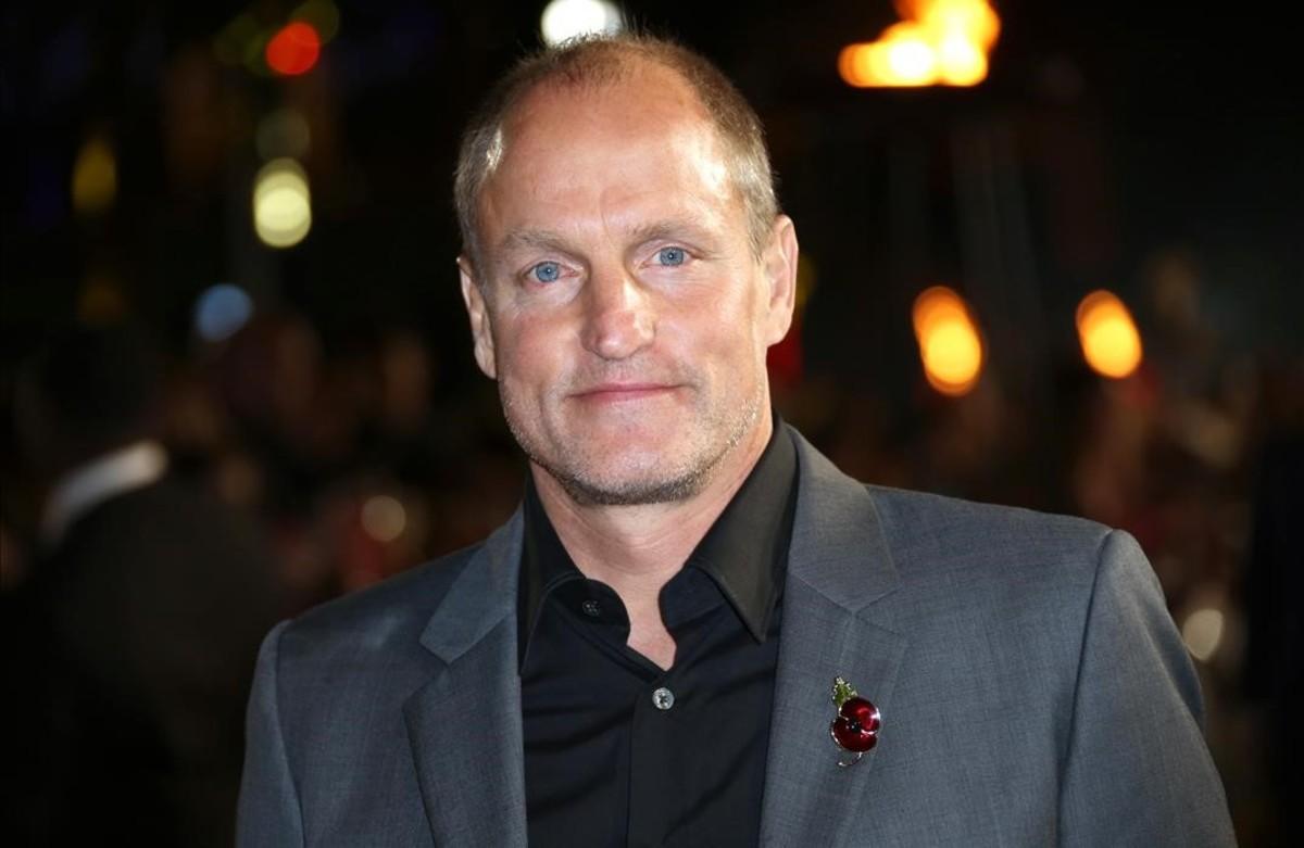 """Woody Harrelson: """"Muchos actores no recibieron suficiente amor de pequeños"""""""