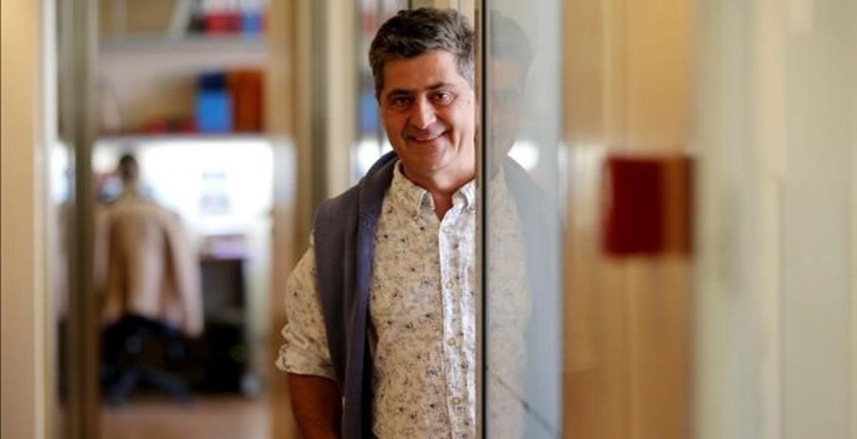 Miguel Á. Álvarez: «Cuando estás creando no te acuerdas de los problemas»