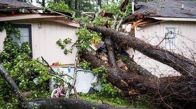 L'huracà 'Michael' deixa un rastre de devastació a Florida
