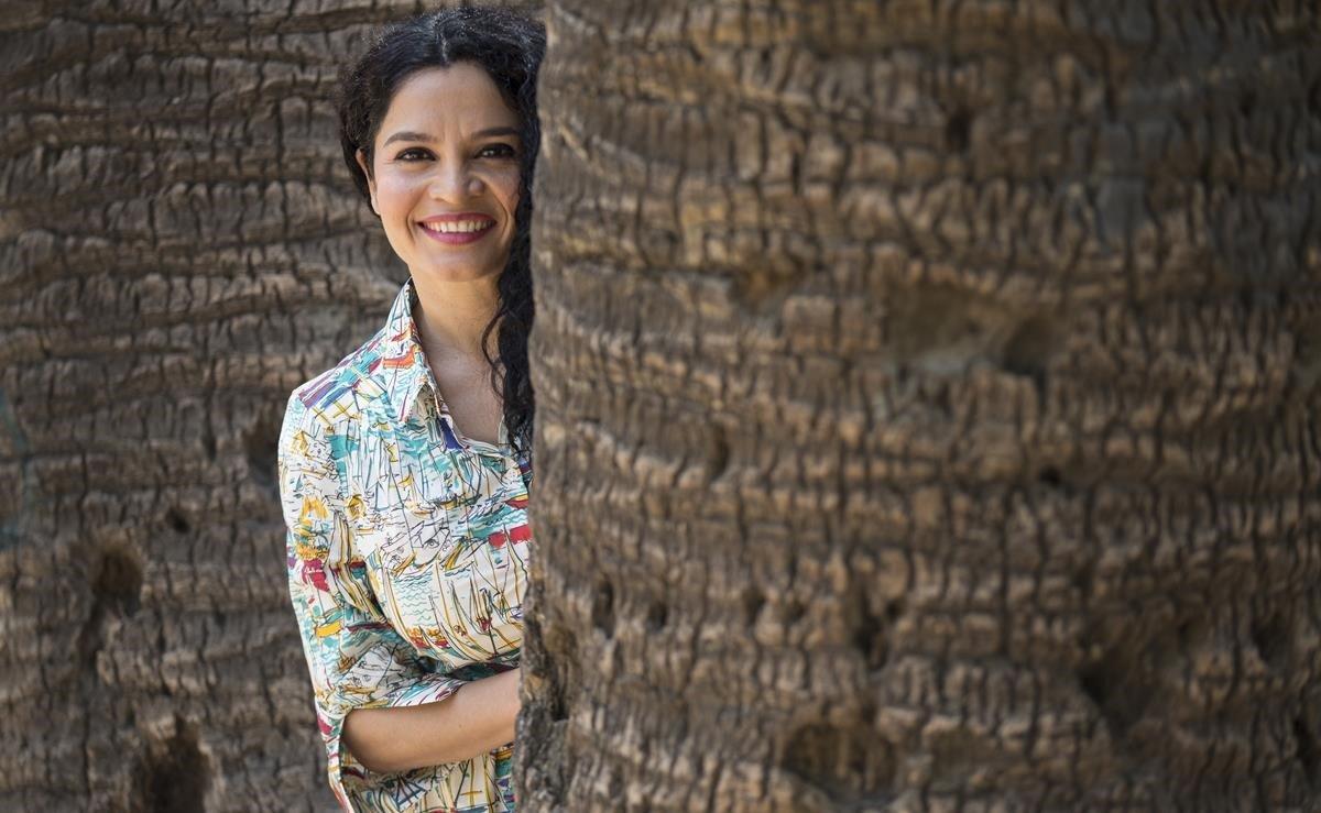 Claudia Girón fue funcionaria de prisiones en una cárcel colombiana en 1995 y acaba de escribir un libro sobre la falta de protección de los funcionarios de prisiones.