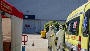 Espanya registra nous descensos en la incidència del coronavirus