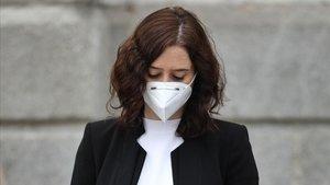 Madrid denuncia Sanitat davant del Suprem per negar-li passar a la fase 1