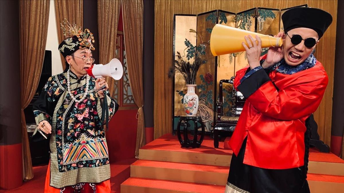 La sàtira política ja no té lloc a Hong Kong