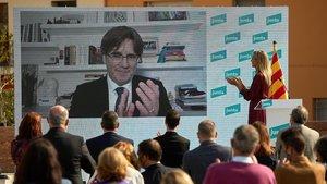 L'Eurocambra cita Puigdemont el 7 de desembre perquè defensi la seva immunitat