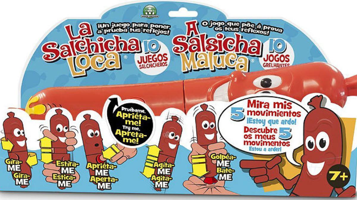 Catalogo De Juguetes Gamberros Para Navidad La Salchica Loca Y 9 Mas