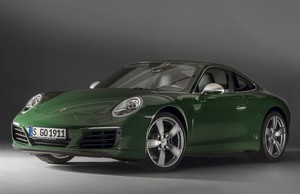 Porsche fabrica el 911 número un millón