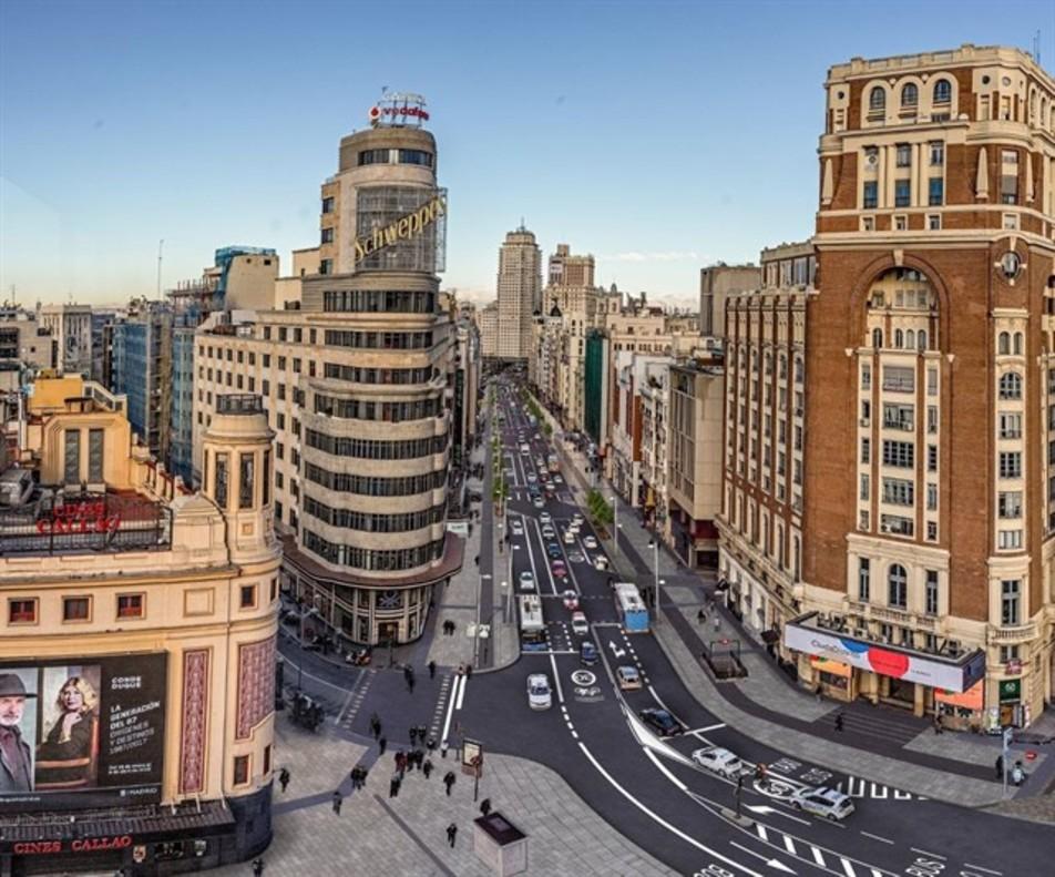 As ser la gran v a de madrid sin plataforma nica y m s - Hotel only you en madrid ...