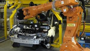 Producción de automóviles