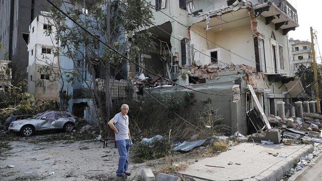 El Líbano avisa de que su economía no puede afrontar la catástrofe