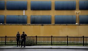 La Policia avorta un motí al CIE d'Aluche