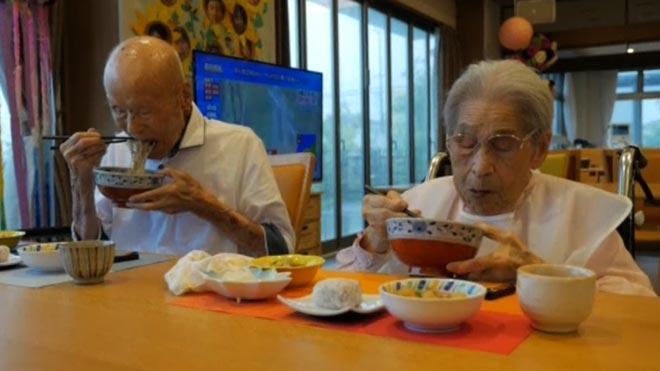El Masao i la Myako, un matrimoni de 80 anys