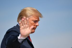 Trump admite ahora que el cambio climático no es un engaño
