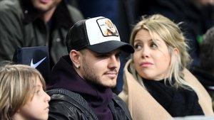 Continua el culebró d'Icardi a l'Inter