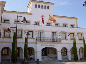 El ayuntamiento de San Sebastián de los Reyes.
